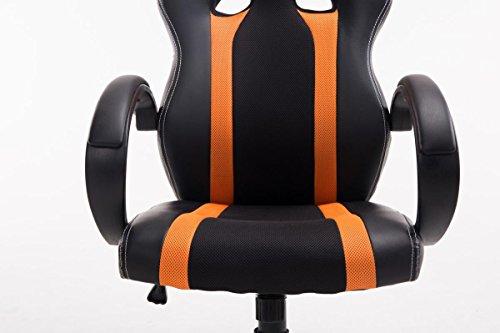Sedie Ufficio Racing : Clp sedia da ufficio racing vettel con fodera in similpelle