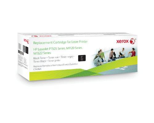 XEROX Original Toner schwarz fuer HP LJ1505 alternativ zu CB436A