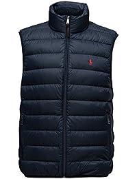 ralph lauren Polo Packable Down Vest AVIATR Navy UK Size Large