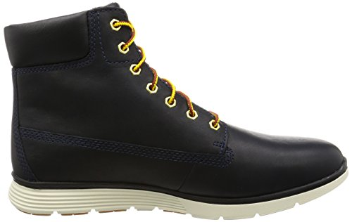 Timberland Mens Lace CA1925 Killington 6 Inch Boot Dark Brown Brown Black