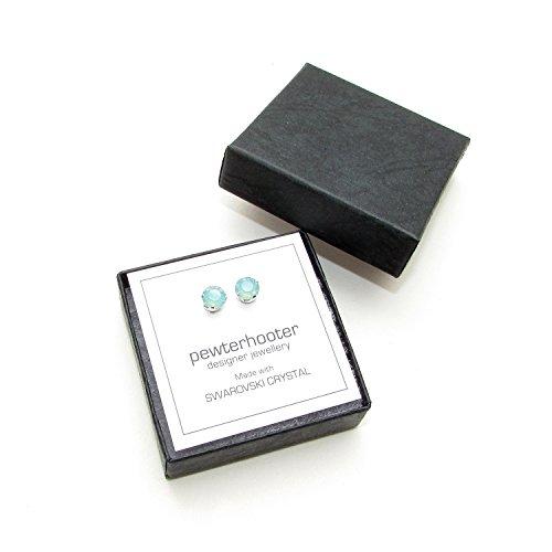 venta-de-liquidacin-925-aretes-de-plata-hechos-a-mano-con-cristales-de-color-pacific-opal-brillante-