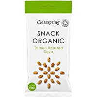 Clearspring | Roasted Seeds & Soya Snack | 3 x 35g
