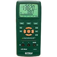 Extech LCR200 Medidor de LCR con componente pasivo