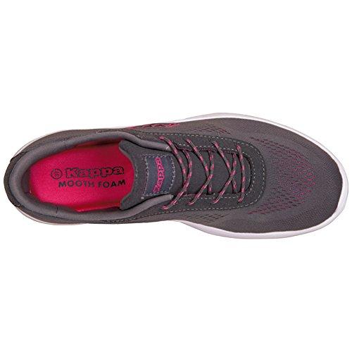 Kappa Delhi Footwear Unisex Mesh Trainers