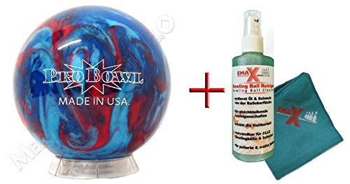 bowlingball-einsteiger-und-raumball-probowl-blue-red-8-lbs-bis-15-lbs-reiniger-und-handtuch-fur-dame