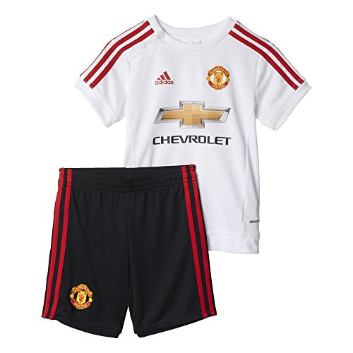 adidas Manchester United Baby Away Kit 2015-2016 -