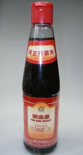 Preisvergleich Produktbild Sesamöl geröstet 360ml