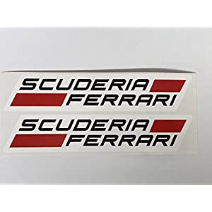 Aufkleber Auto Ferrari Deine Auto Teilede