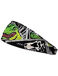 JUNK Brands Dino-Mite Big Bang Lite Headband Cinta de Pelo, Unisex Adulto,