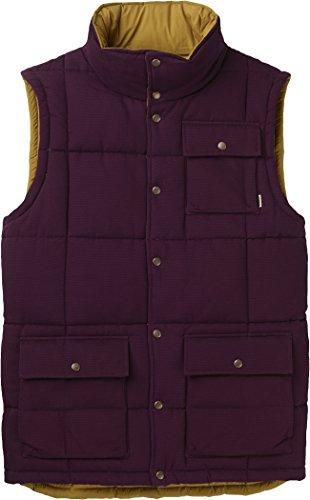 Burton Herren Weste MB Woodford Vest, Potent Purple, XL, 16455100503 Preisvergleich