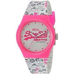 Ladies Superdry URBAN FLORAL Watch SYL169EP