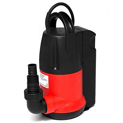 Rotfuchs® Tauchpumpe SPC250.int für Klarwasser 6000 Liter /h