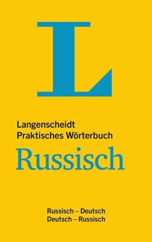 Langenscheidt Praktisches Wörterbuch Russisch: Russisch-Deutsch/Deutsch-Russisch (Langenscheidt Praktische Wörterbücher)