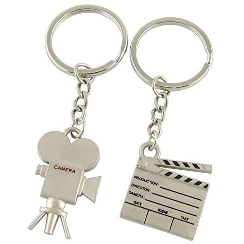 m Zwischenablage Kamera Schlüsselanhänger Ring ()