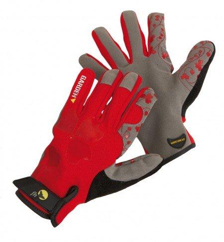 Arbeitshandschuhe CRISTATA, Damen Handschuhe, Schutzhandschuhe, Innenfläche Velour Gr.7 XS Damen-montage