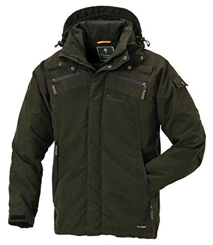 Pinewood Hunter Pro Xtreme Jagdjacke, moss green/hunting green, Gr. M