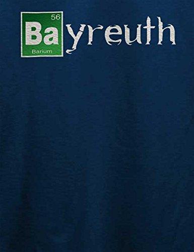 Bayreuth T-Shirt Navy Blau