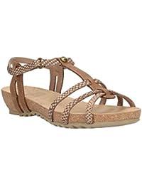 9558bafe213772 Suchergebnis auf Amazon.de für  Schlange - Leder   Sandalen   Damen ...