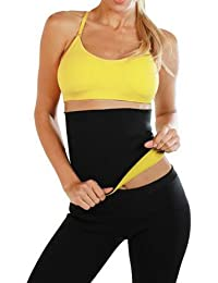 Panty + ceinture de sudation - HOT minceur et ventre plat en neoprene fitness shaper- taille du S au XXXL + 1 plaque de taouages métalliques offertes de (S = 36-38)