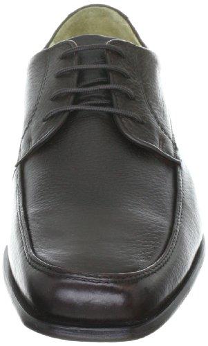 Manz Coll 134021-02, Scarpe basse classiche uomo Marrone (Braun (t.d.moro 187))