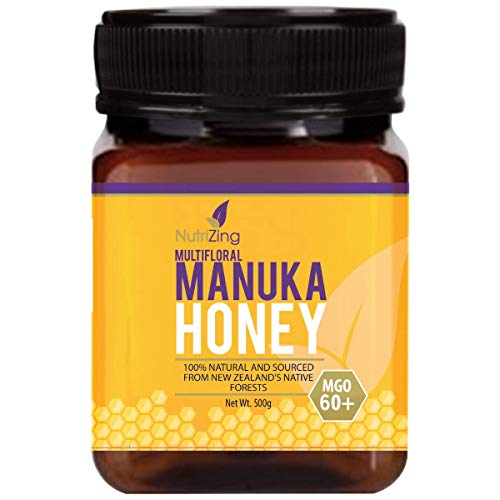 Award Winning Manuka Honey 60+ -...