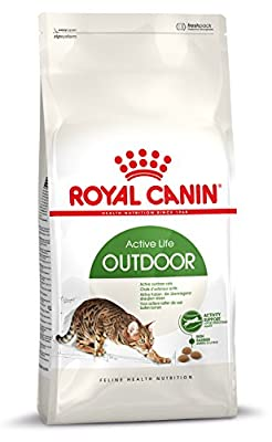 Royal Canin Cat Food Outdoor 30 Dry Mix 10 kg