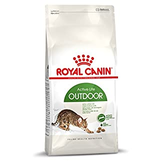 Royal Canin Cat Food Outdoor 30 Dry Mix 10 kg 16
