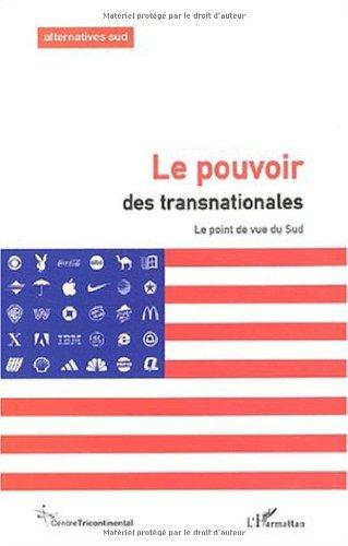 Alternatives Sud Volume 9 N° 1/2002 : Le pouvoir des transnationales