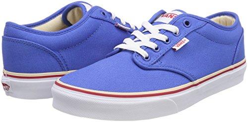 Blu 44 EU Vans Atwood Sneaker Uomo City Scarpe 0191166723084 Blu qyq