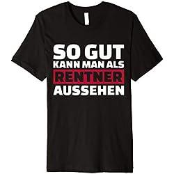 So gut kann man als Rentner aussehen T-Shirt