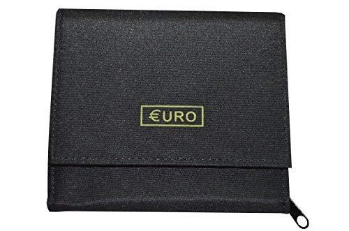 Portefeuilles - Trieur - Porte monnaies - monnayeur - EURO - à compartiments - Noir (Noir)
