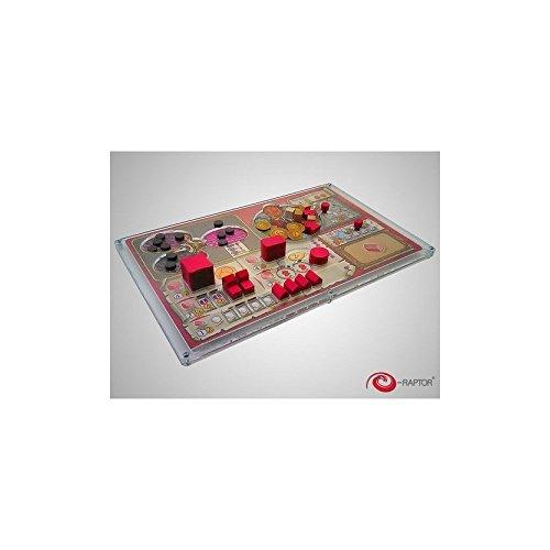 e-Raptor ERA93646 - Kartenspiele, Board Game Organizer, Terra Mystica