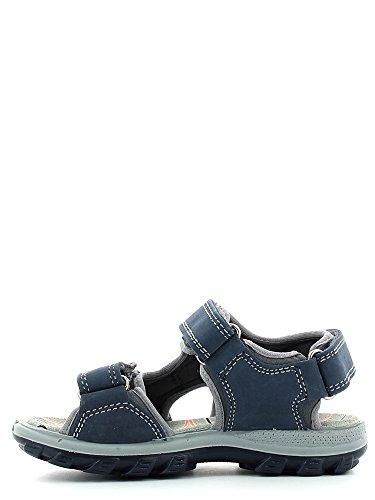 Primigi , Sandales pour fille - Azzurro/grigio sc