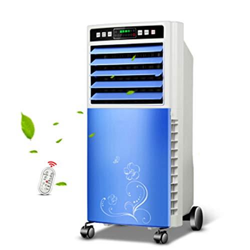 Mute Luftkühler Mit Fernbedienung,portable Bladeless Lüfter Kleine Led-anzeige Lüfter Für Zuhause Office Klimaanlage-a 36x30x75cm(14x12x30inch) -