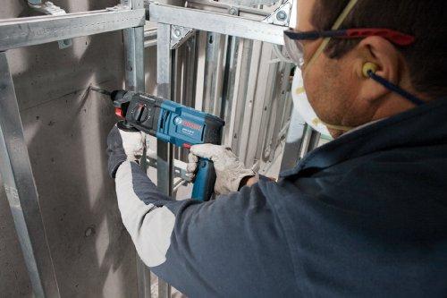 Bosch Professional Bohrhammer im Test: Leistungen und Besonderheiten - 5