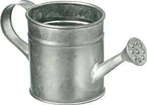 Silver Watering Can Tealight Holder by Parlane