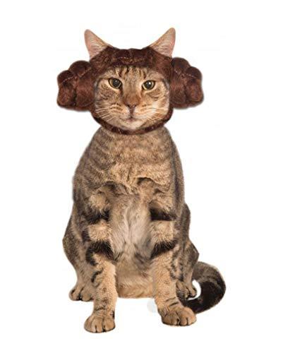 Horror-Shop Prinzessin Leia Katzen Mütze
