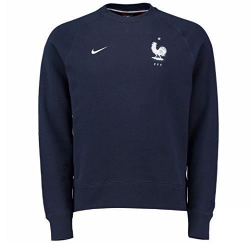 Nike FFF Auth AW77 LS Crew Sweat pour homme
