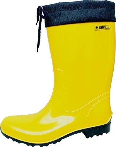 BOCKSTIEGEL® SARA Donna - Stivali di gomma alla moda (Taglie: 36-43) Yellow/Dk-Blue