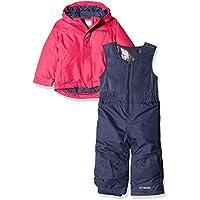 Columbia Enfant Combinaison de Ski avec Veste, BUGA, Nylon
