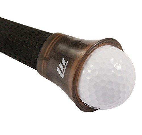 Masters Ballaufheber/Ballrückholer/Ball Retriever/Green Gripper/Ball Pick-Up für den Putter - nie mehr lästiges bücken nach dem Golfball