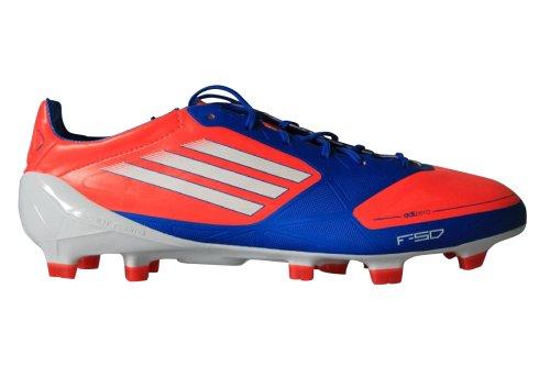 adidas F50 adizero TRX FG Synthetik ROT V21436 Grösse: 40 2/3