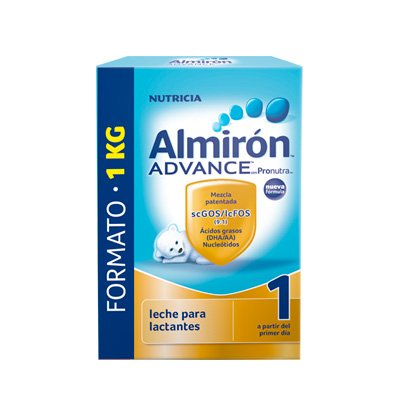 Almirón 1 Latte Per Neonati 1,2 KG