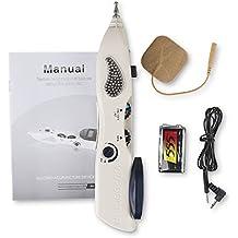 Magicfly dispositivo de la acupuntura eléctrica/puntero Excell II Punto de Acupuntura y presión digital localizador