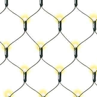 Nexos-Solar-Lichternetz-181-LED-Pavillon-Beleuchtung-Solarlichterkette-Gartenbeleuchtung