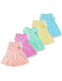 Jo Kidswear Baby Girls' Skater Knee-Long Dress
