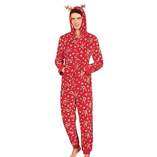 f376a91cfe60b Mamum Pyjamas de Noel Famille Papa Maman Enfants Garçon Fille du Nouveau-né Bébé  Pyjamas