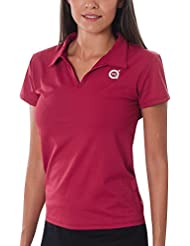 a40grados Sport & Style Paris - Polo para mujer, color granate, talla 40