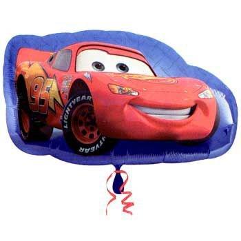 GLOBO HELIO DISNEY CARS MCQUEEN