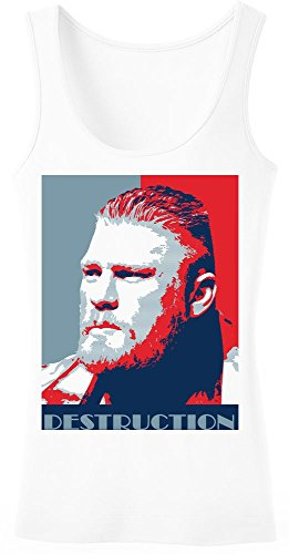 Brock Lesnar Destruction Women's Tank Top Shirt XX-Large